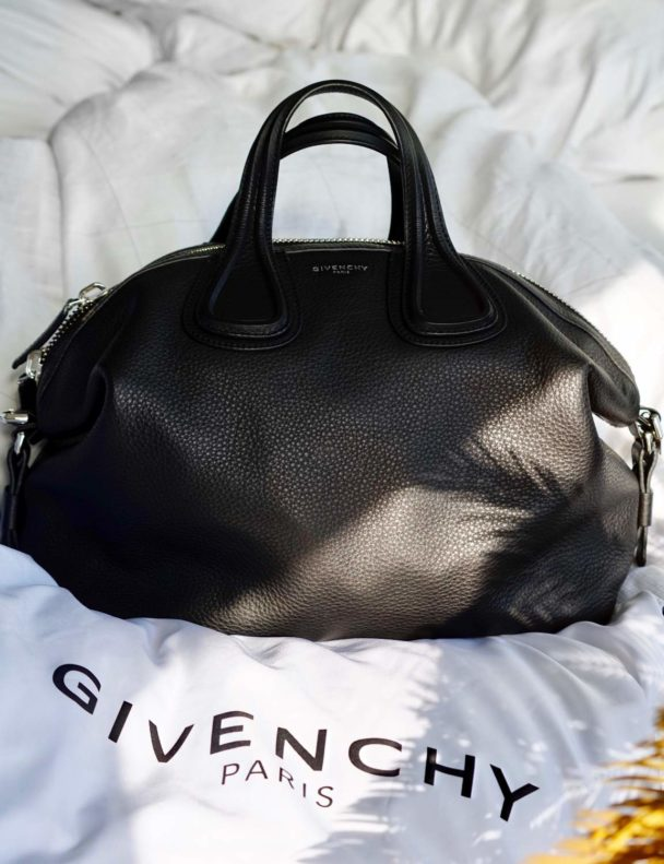 in new in: givenchy bag nightingale