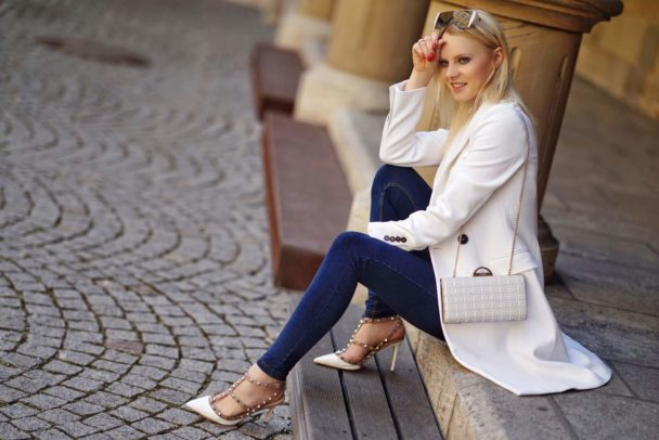 outfit idee mit jeans