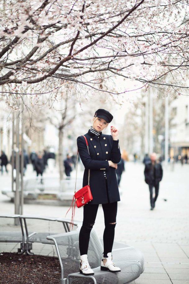 Stuttgarter Fashionblogger auf der Königstraße