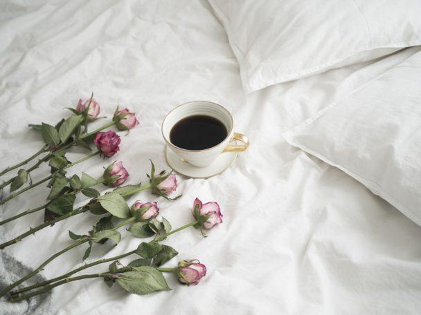 Gemütliche Umgebung zum besser Schlafen
