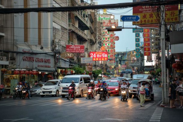 china stadt in thailand